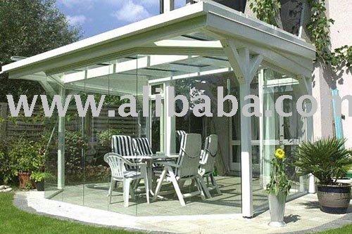 Mobil cam balkon glass veranda porch buy balcony veranda glass product on - Balkon veranda ...