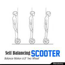 High quality balancing scooter new product self balancing scooter