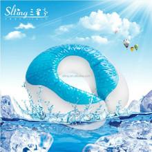 U-shape Gel Memory Foam Travel Pillow