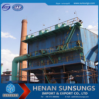 High temperature furnaces industrial filtering equipment/dust control system/industrial air filter