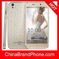 Original SUGAR SS129 16GB Golden, 5.0 inch 3G Android 4.2 Jewelry Smart Phone