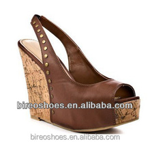 Good style comfortable fashion of women wedges heel wedges