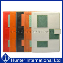 Embossed Genuine With PU Tablet Case For iPad Mini