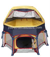 indoor and outdoor use baby playpen, baby travel crib(with EN71 certificate) baby product