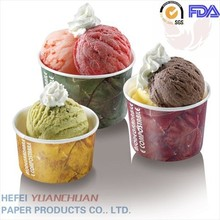 Ice Cream Use and Paper Material ice cream paper cup