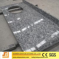 Chinese pre cut granite countertops kitchen countertops