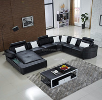 Good Design and Cheap Price Modern Leather Sofa Set