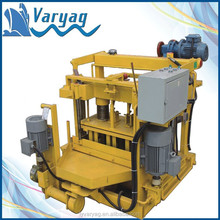 2015 Brick making machine with Government Authorized hot sale in china