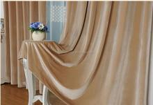 Italian wool velvet curtain china wholesale velvet vo