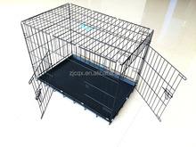 China wholesale dog travel cage / dog transport cage /dog cage wholesale