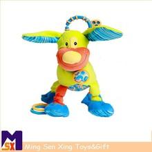 caliente la venta de juguetes de peluche forma animal de peluche de juguete colgando