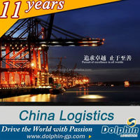 High qualified top 10 international shipping company in china