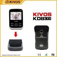 Video Door Phone System Home Security Entry 2 Way Intercom 1IR Camera