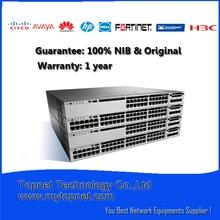 80% Discount & Original Cisco Switches Catalyst WS-C3850-48P-E Stackable 48 10/100/1000 Ethernet PoE+ ports
