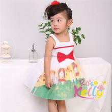 Cute Cotton Baby Girl Summer Dress Baby Fancy Frocks,Birthday Dress 1 year old girl