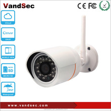 Vandsec New Network Wifi IP Smart Home Camera TF Card Slot Smart Home Waterproof IP66 Wireless IP Camera