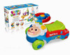 2015 Newest Walker Sheep Kids Ride On Car With Steering Wheel And Music BT-018485