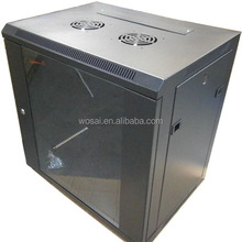 """9u network cabinet 19"""" wall mount rack office and home use"""
