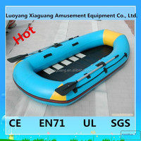 Newest style popular water toys for adults inflatable floats for boat