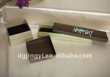 Beauty Special Paper Packaging Jewelry Box & Cardboard Box made in China
