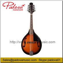 Mandolina Instrumento Musical hace en China