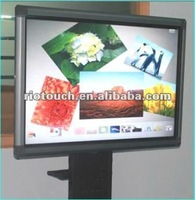 "New style Riotouch 65"" Multi-Touch touch LCD Monitors"