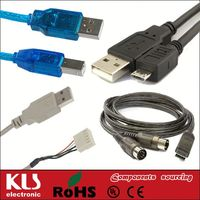 Good quality usb data cable driver for iphone 4 UL CE ROHS 397 KLS