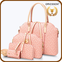 Cheap Prices Buy 1 Get 4 PCS Fashion Lady Purses Brand Handbags