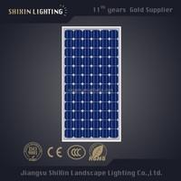 24v monocrystalline pv solar panel 300w with lower price