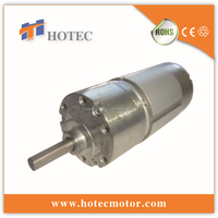 Long life reversible 6mm shaft high torque 12v dc motor deer feeder