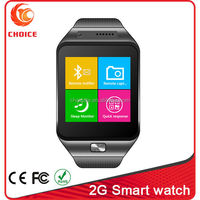 cheap touch screen watch phone wholesale with user manual