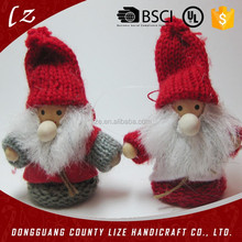 New Style Handicraft Christmas Decoration Santa Claus