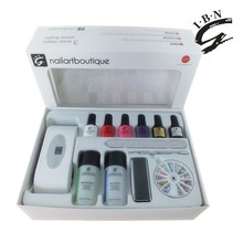 DIY best seller gel manicure set for nail art