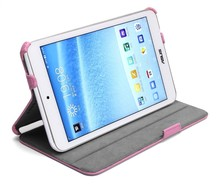 PU leather tablet case for Asus MEMO PAD 8 tablet case