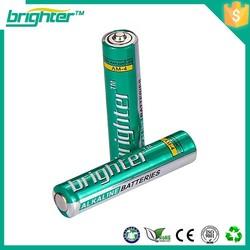 voltage aaa alkaline battery specifications