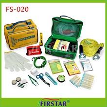 Portable Complete 2014easy carry baby children first aid kit
