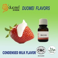 DM-21432 Beverage use concentrate condensed milk flavor