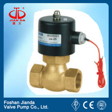 solenoid valve normally open