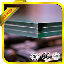 Clear Laminated Glass 6 38mm with CE/ISO/SGS/CCC