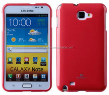 case for samsung galaxy note i9220,mercury goospery jelly tpu gel cover
