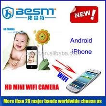 2015 cctv camera housing manufacturers Security System best AVI WIFI wireless 3g surveillance mobile hidden camera (BS-W03A)