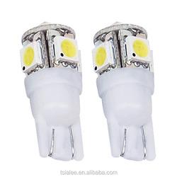 High Lumen T10 5SMD 5050 Car Backup Led Light LED break bulb light
