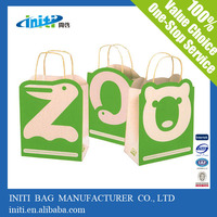 wholesale promotional products paper bag for gift