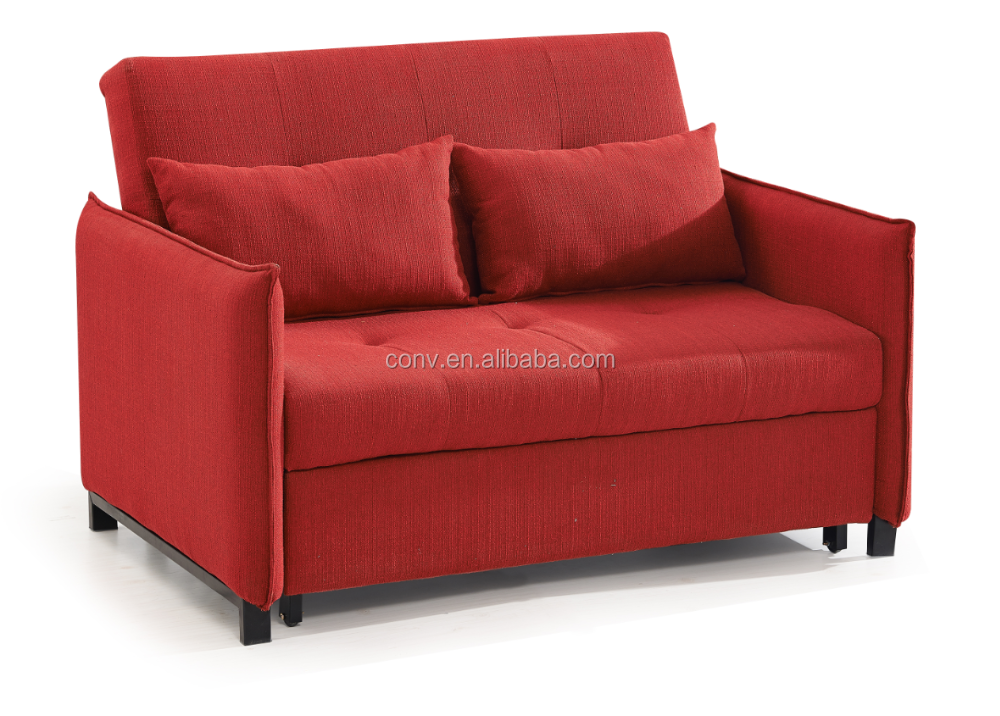 Furniture bedroom pull out sofa bed for Sectional sofa with pull out bed and recliner