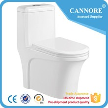 New Design Luxury Chinese One Piece Toilet