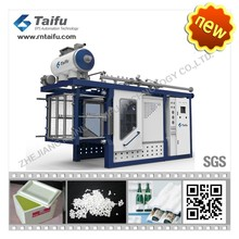 TAI FU Automatic EPS Plastic Packing Box Moulding Machine(certification with CE)