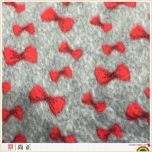 2015 newest pattern cartoon printing brush fabric for kids hat , kids wear cloth ,scarf
