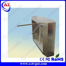 semi-automatic for subway for school for hotel for neighborhood for gym security turnstile gate