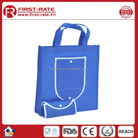 FR-SY165 eco-friendly woven foldable shopping bag