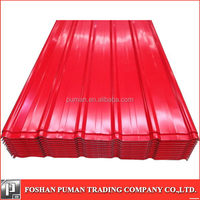 Good quality Crazy Selling factory soundproof metal roof tiles